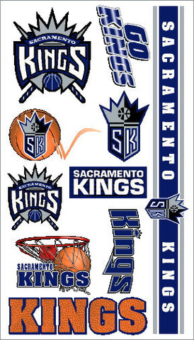 Sacramento Kings Temporary Tattoo