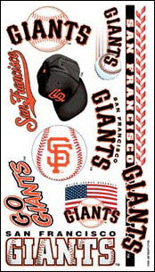 San Francisco Giants Temporary Tattoo
