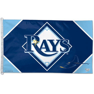 Tampa Bay Rays 3x5 Foot Flag