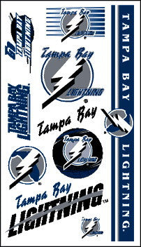 Tampa Bay Lightning Temporary Tattoo