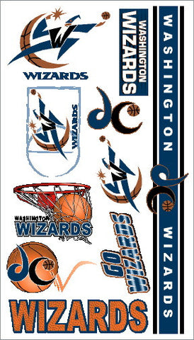 Washington Wizards Temporary Tattoo