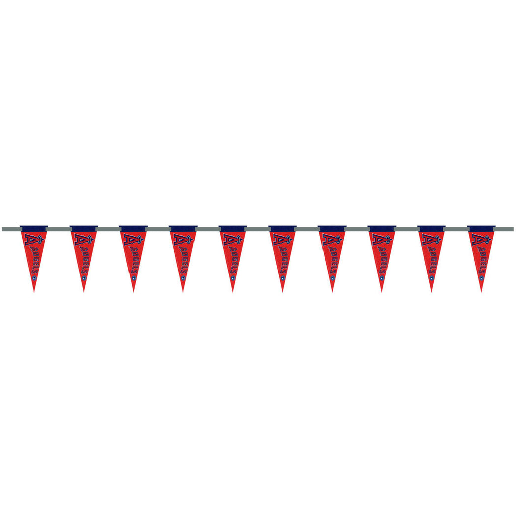 Anaheim Angels 6 Foot Pennant String