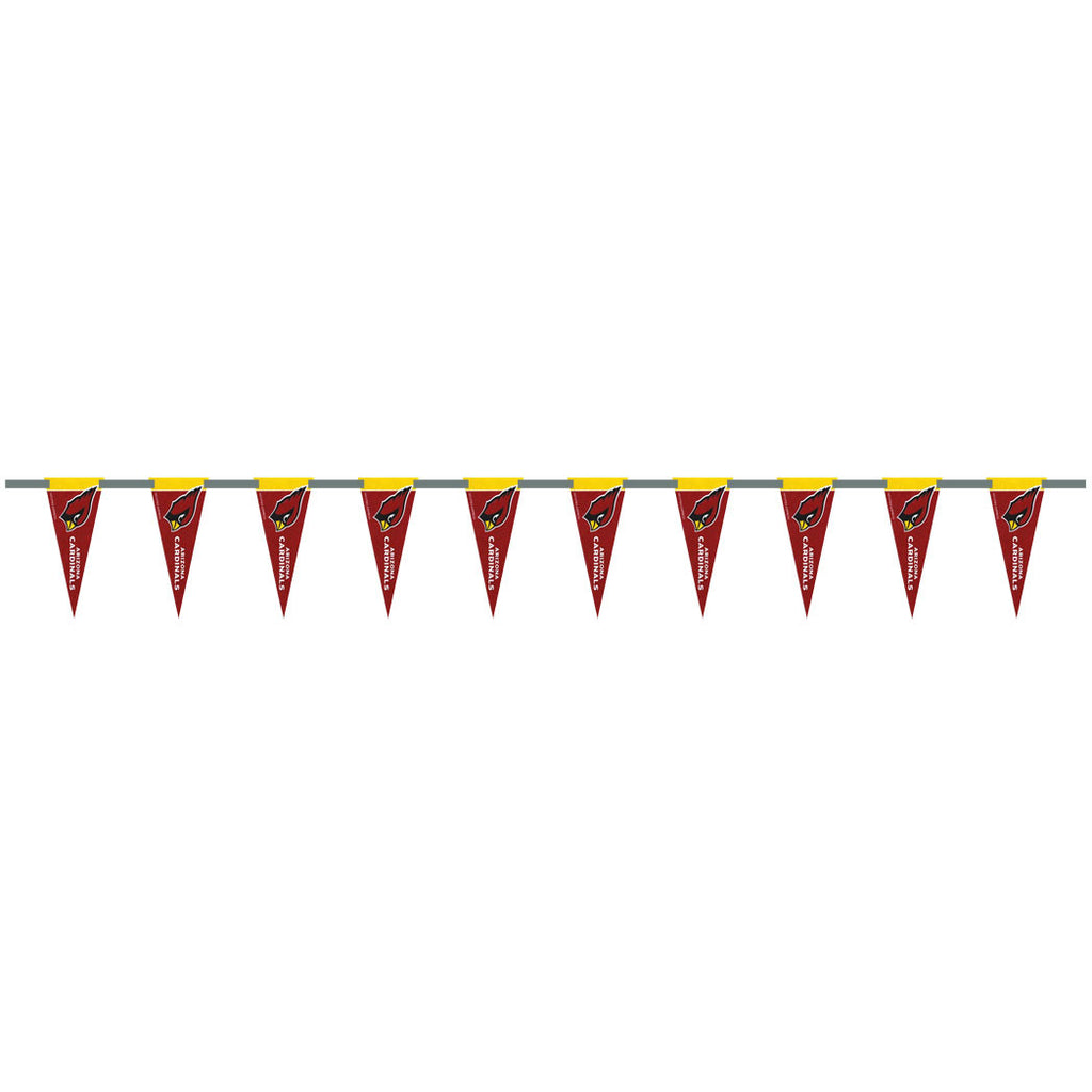 Arizona Cardinals 6 Foot Pennant String