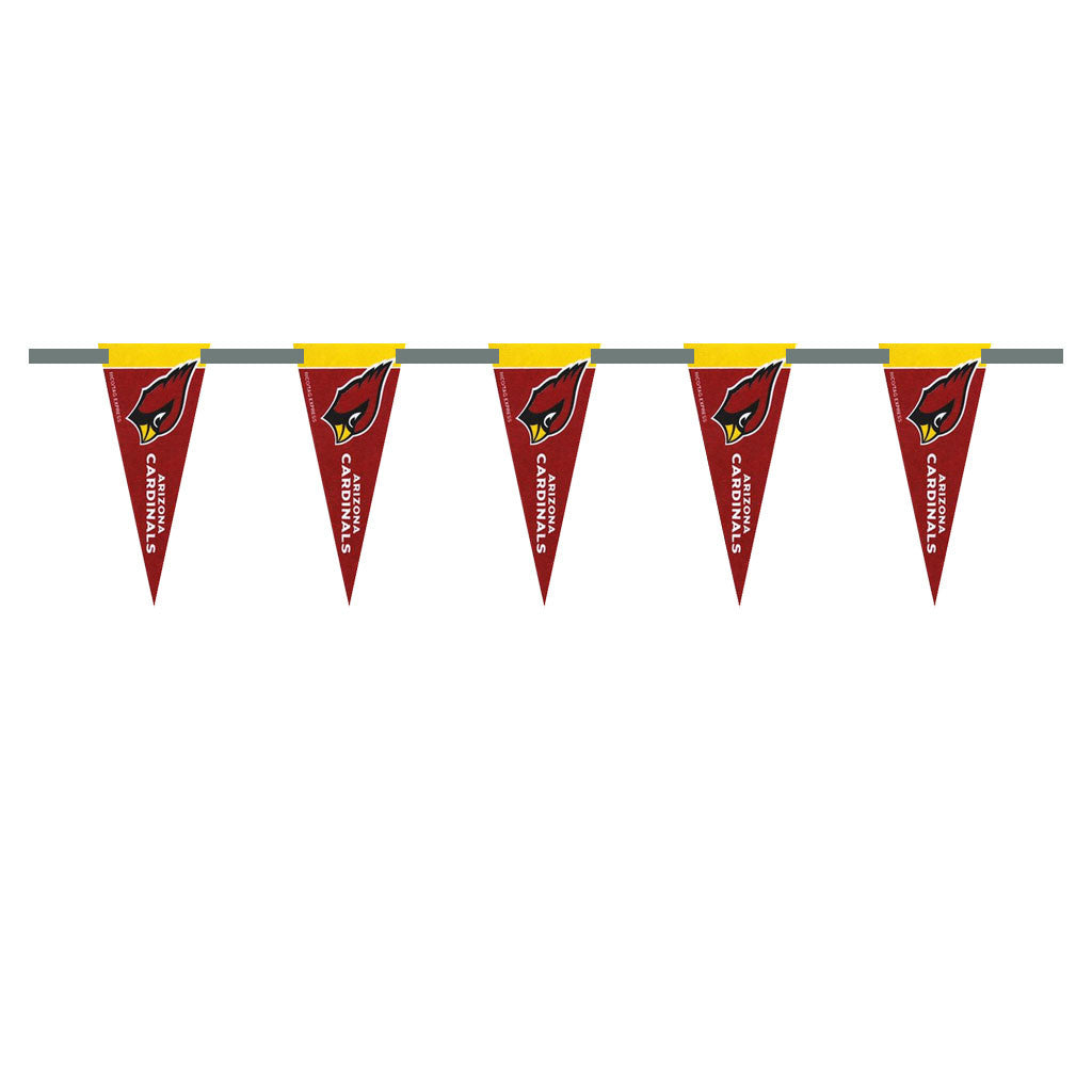 Arizona Cardinals 3 Foot Pennant String