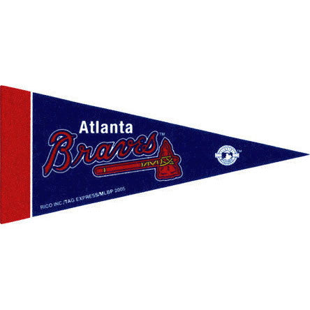 Atlanta Braves Mini Pennant (2-Pack)