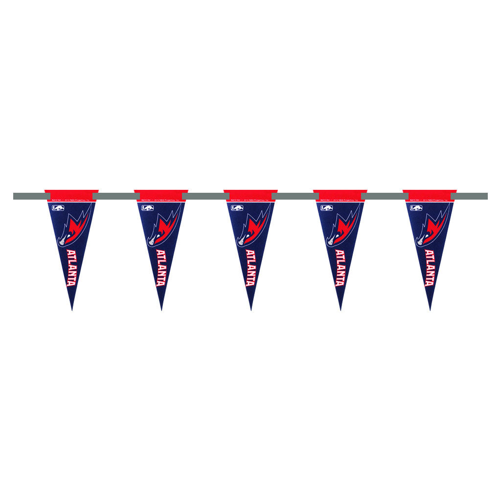 Atlanta Hawks 3 Foot Pennant String