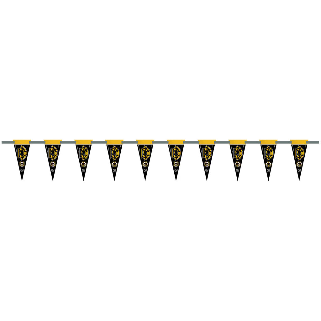 Boston Bruins 6 Foot Pennant String