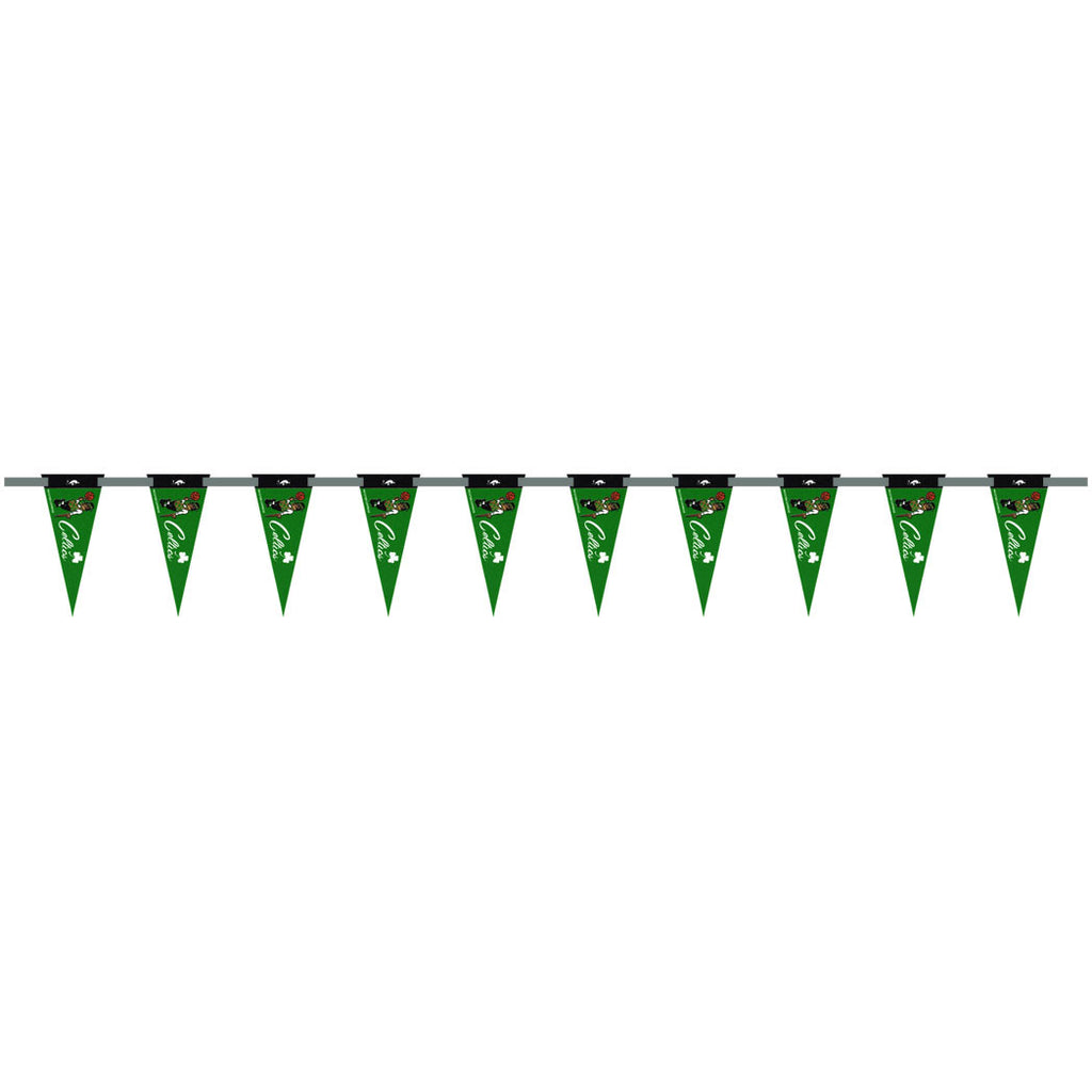 Boston Celtics 6 Foot Pennant String