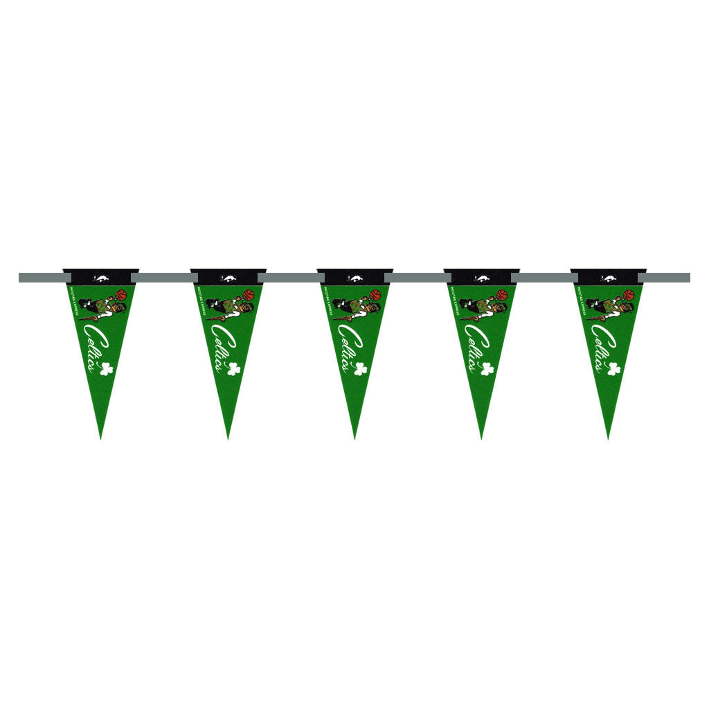 Boston Celtics 3 Foot Pennant String