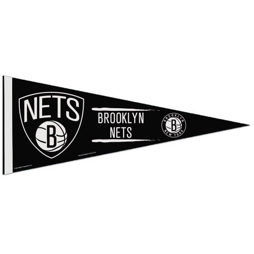New Jersey Nets Pennant NBA Basketball Full Size