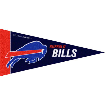 Buffalo Bills Mini Pennant (2-Pack)