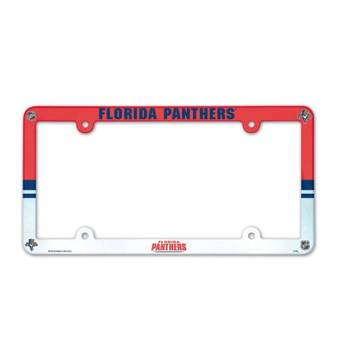 Florida Panthers License Plate Frame (2-Pack)