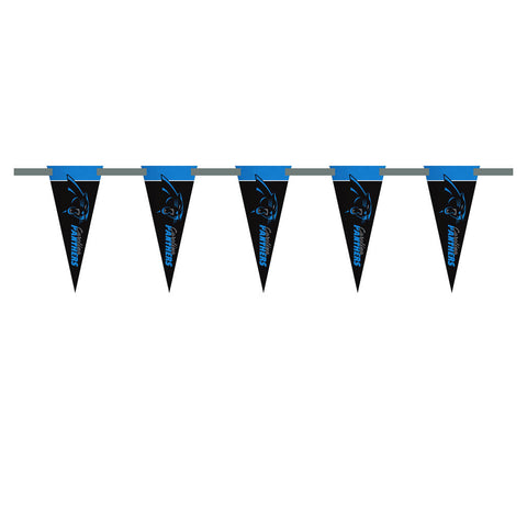 Carolina Panthers 3 Foot Pennant String
