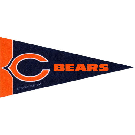 Chicago Bears Mini Pennant (2-Pack)