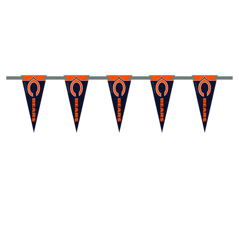 Chicago Bears 3 Foot Pennant String