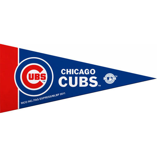 Chicago Cubs Mini Pennant (2-Pack)