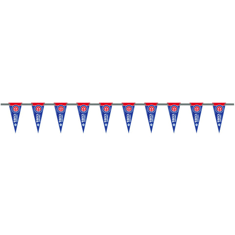 Chicago Cubs 6 Foot Pennant String