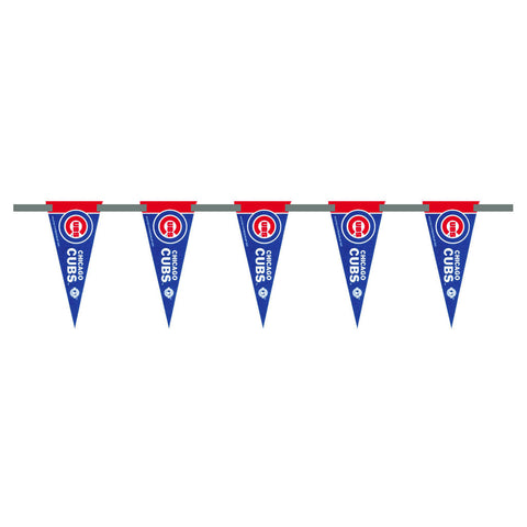 Chicago Cubs 3 Foot Pennant String