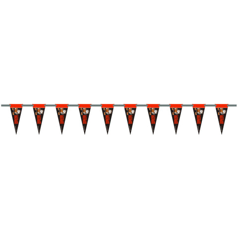 Cleveland Browns 6 Foot Pennant String