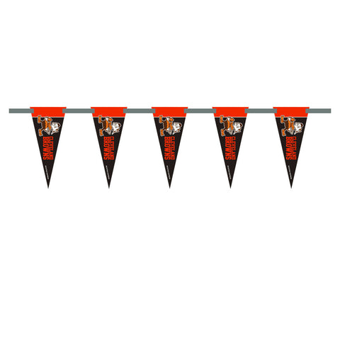 Cleveland Browns 3 Foot Pennant String