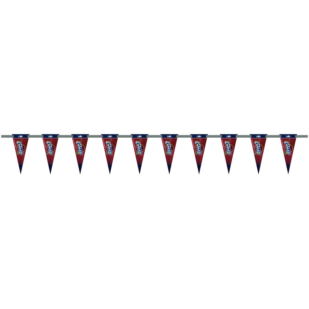 Cleveland Cavaliers 6 Foot Pennant String