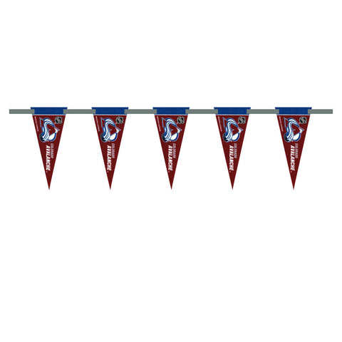 Colorado Avalanche 3 Foot Pennant String
