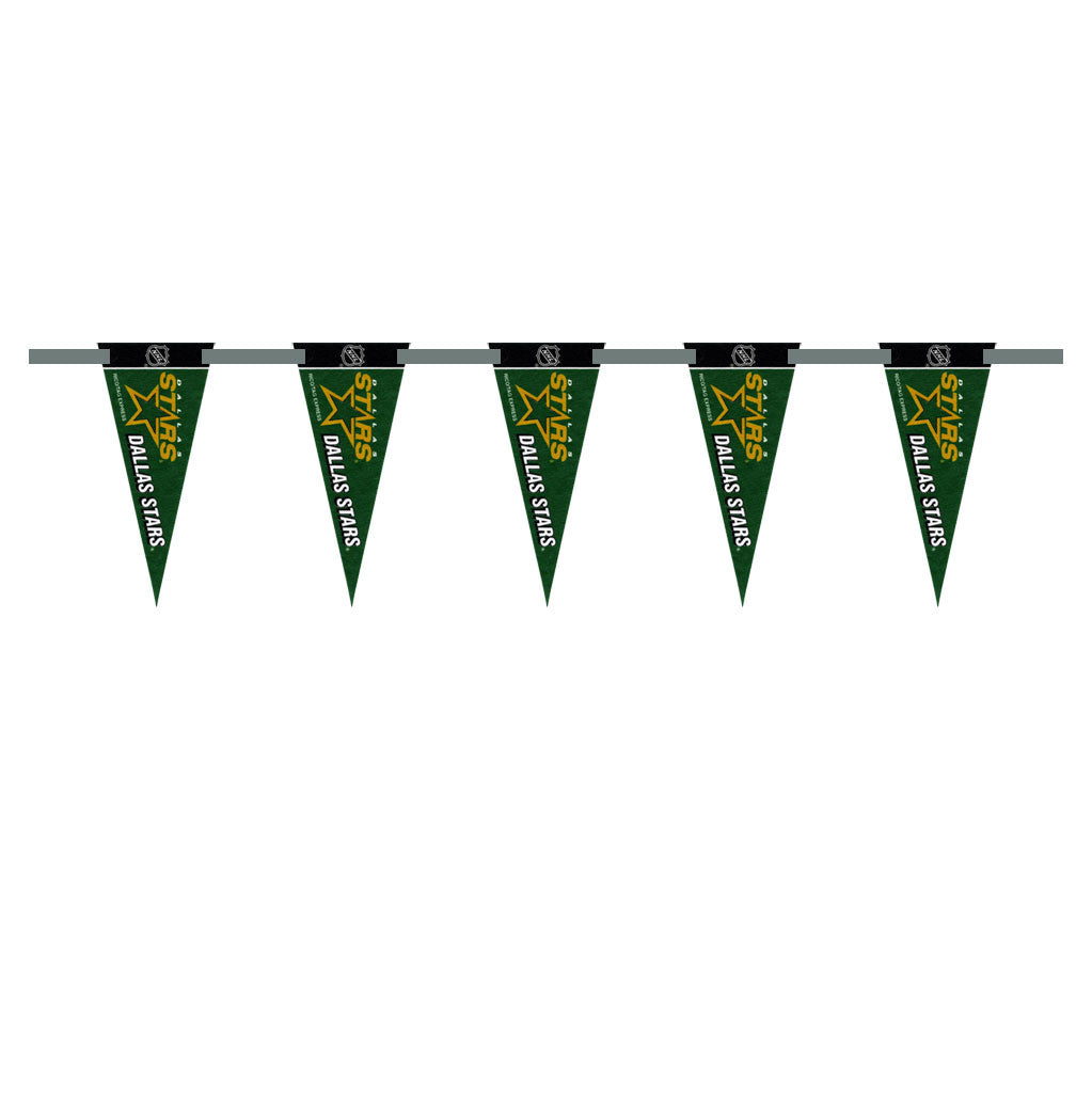 Dallas Stars 3 Foot Pennant String