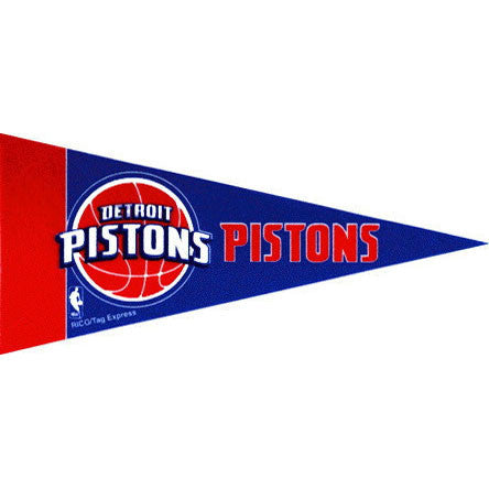 Detroit Pistons Mini Pennant (2-Pack)