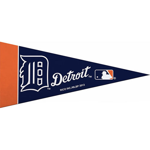 Detroit Tigers Mini Pennant (2-Pack)