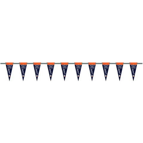 Detroit Tigers 6 Foot Pennant String