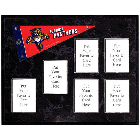 Florida Panthers Mini Pennant Plaque