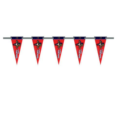 Florida Panthers 3 Foot Pennant String