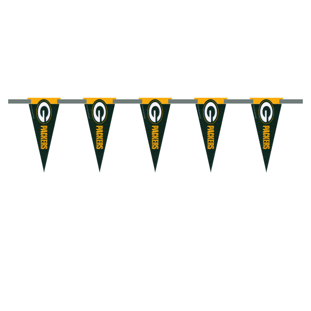 Green Bay Packers 3 Foot Pennant String