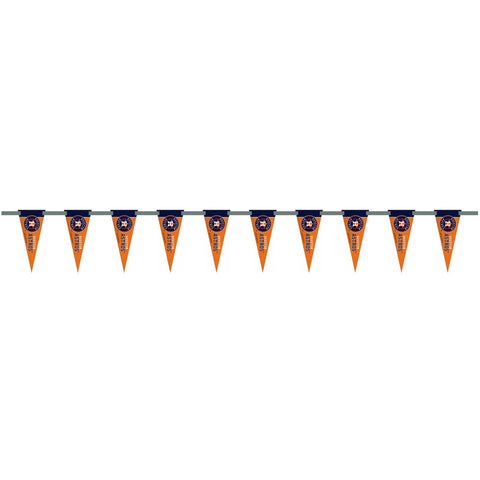 Houston Astros 6 Foot Pennant String