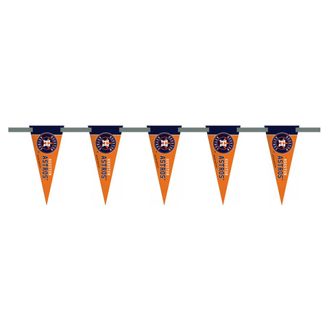 Houston Astros 3 Foot Pennant String
