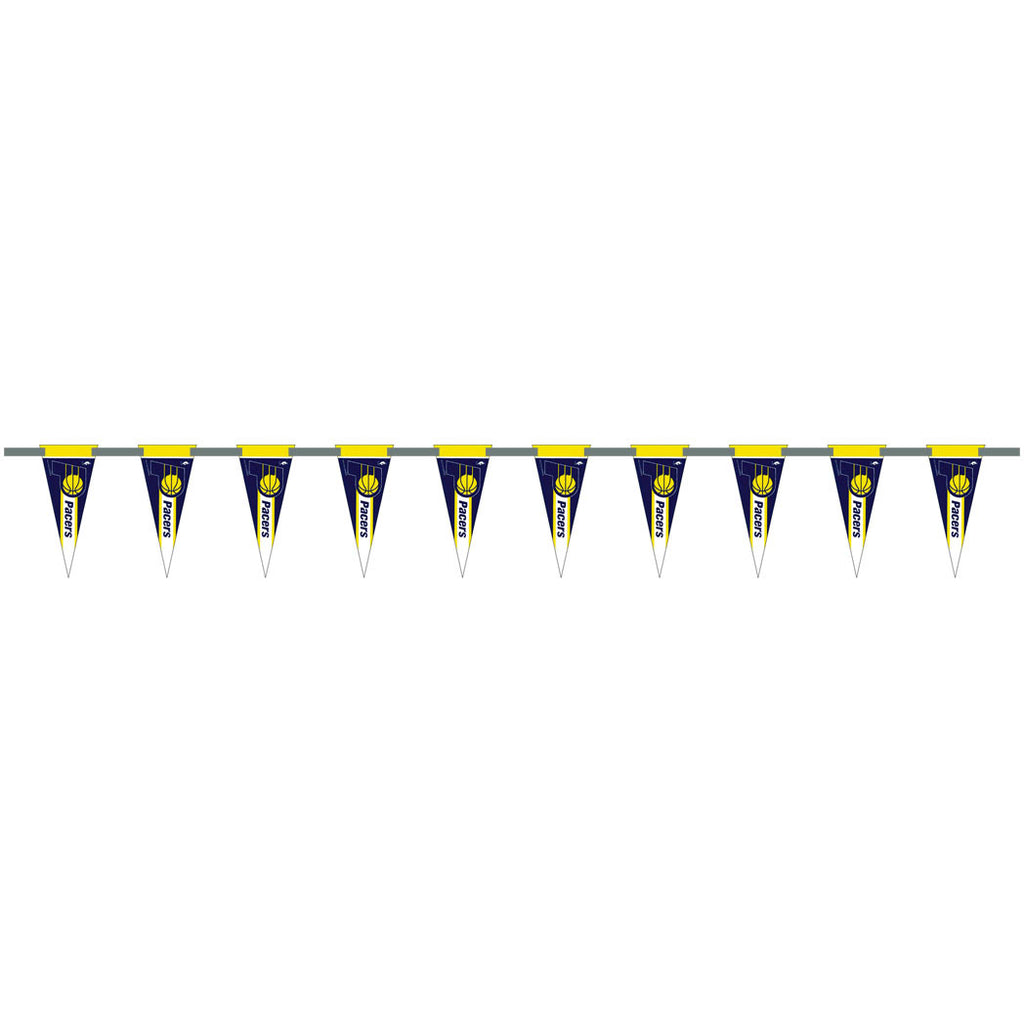 Indiana Pacers 6 Foot Pennant String
