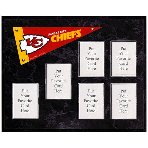 Kansas City Chiefs Mini Pennant Plaque
