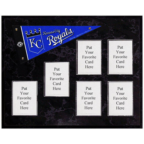 Kansas City Royals Mini Pennant Plaque