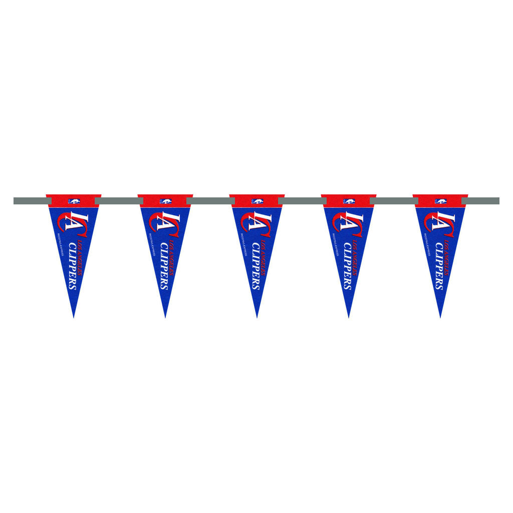 Los Angeles Clippers 3 Foot Pennant String
