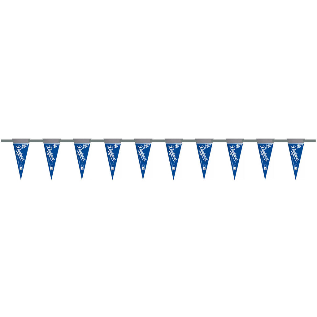 Los Angeles Dodgers 6 Foot Pennant String