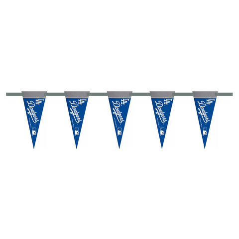 Los Angeles Dodgers 3 Foot Pennant String