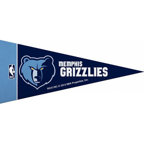 Memphis Grizzlies Mini Pennant (2-Pack)