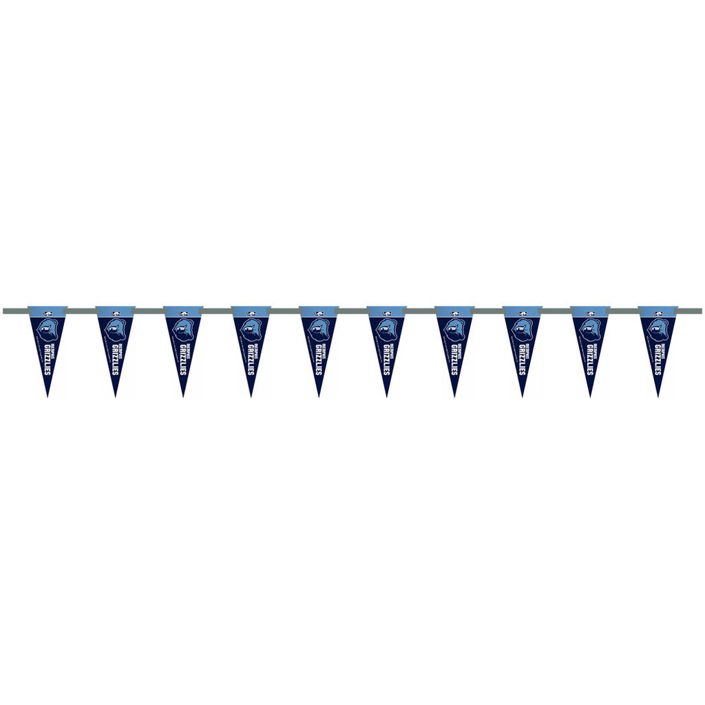 Memphis Grizzlies 6 Foot Pennant String