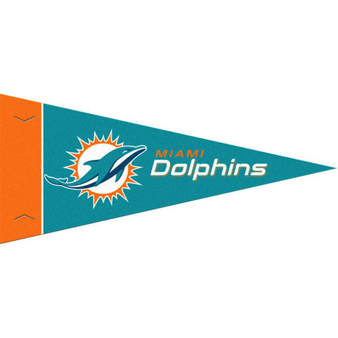 Miami Dolphins Mini Pennant (2-Pack)
