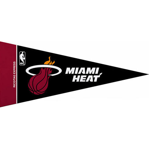 Miami Heat Mini Pennant (2-Pack)