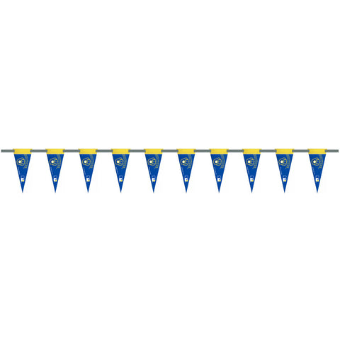 Milwaukee Brewers 6 Foot Pennant String