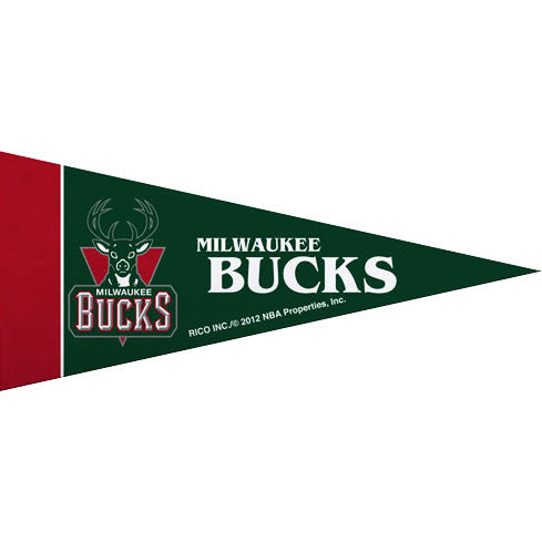 Milwaukee Bucks Mini Pennant (2-Pack)