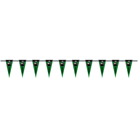 Minnesota Timberwolves 6 Foot Pennant String