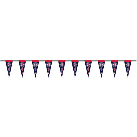 Minnesota Twins 6 Foot Pennant String