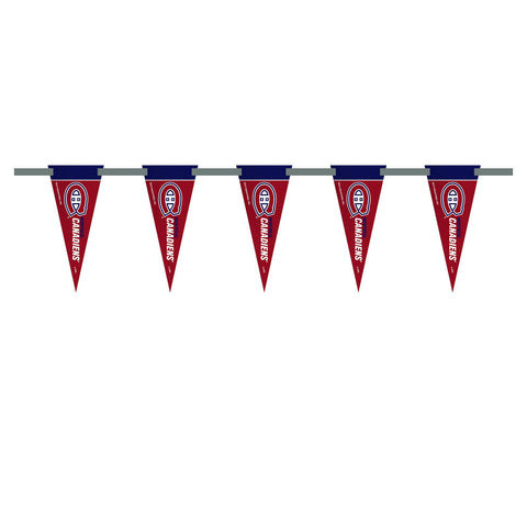 Montreal Canadiens 3 Foot Pennant String